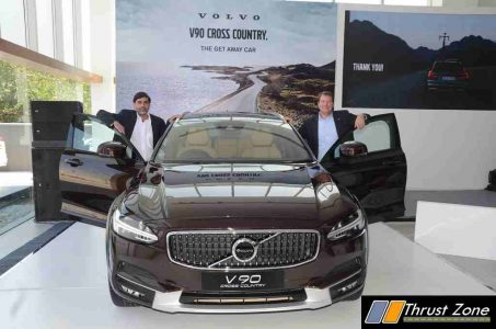 Volvo Ludhiana Dealership (1)