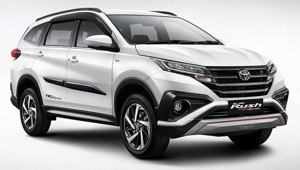 2018 Toyota Rush Mpv Is A Mini Innova Fortuner Could Be