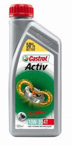 Castrol Activ 10W30 -900ml-50% better