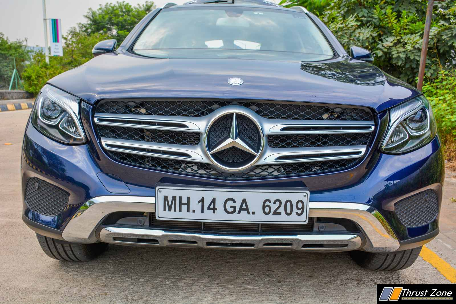 mercedes glc300 petrol india review road test. Black Bedroom Furniture Sets. Home Design Ideas