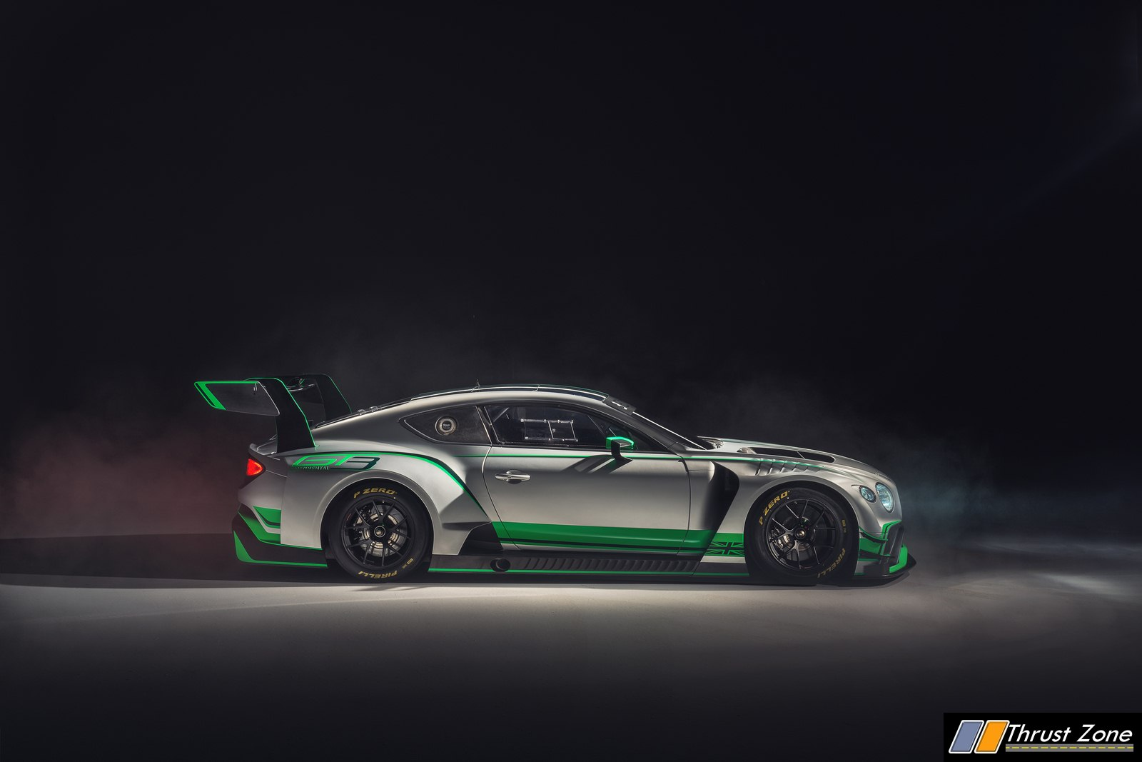 New Bentley Continental GT3 - 3