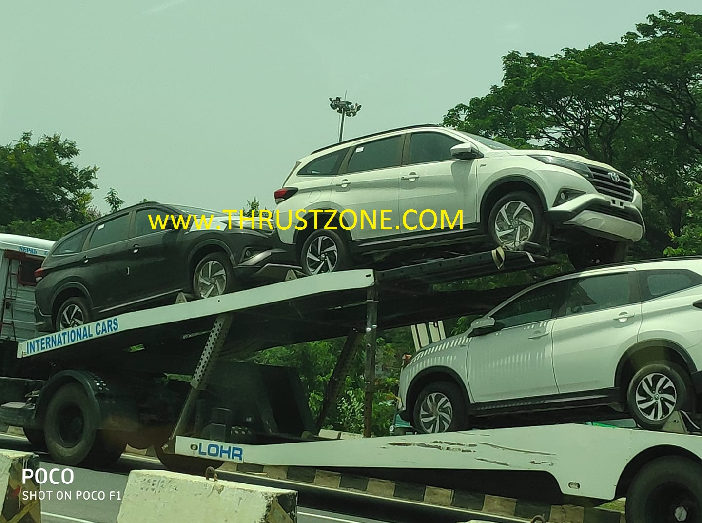 2020 Toyota Rush Mpv Spied For The First Time Take On Ertiga And