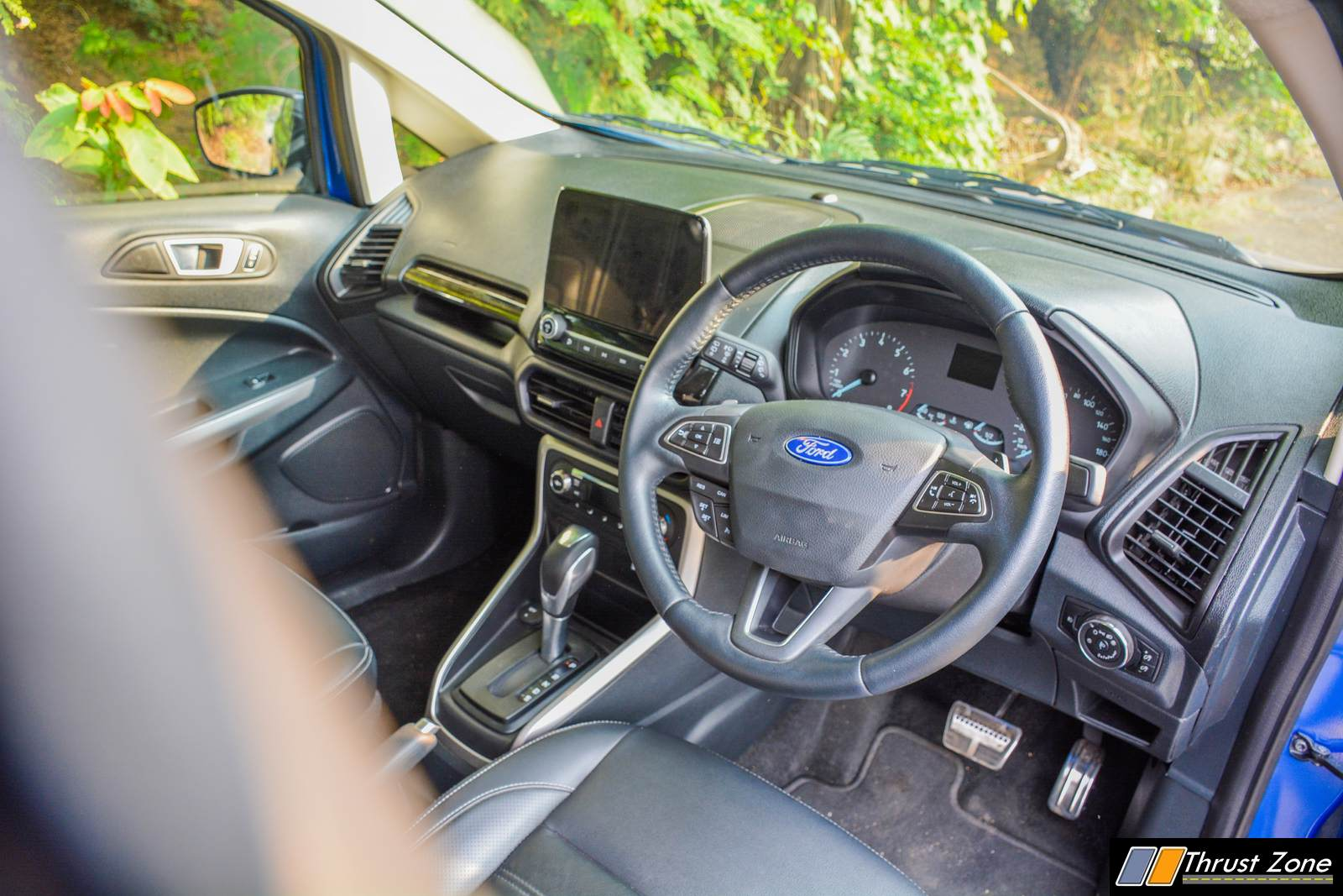 Ford Ecosport Facelift Automatic Review