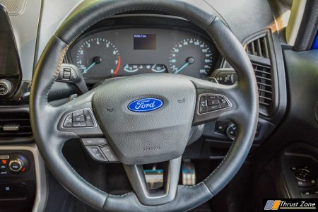 2018 Ford Ecosport Facelift Automatic Review-14