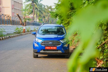 2018 Ford Ecosport Facelift Automatic Review-24