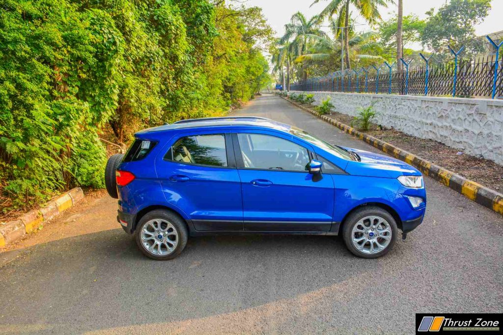 2018 Ford Ecosport Facelift Automatic Review-29