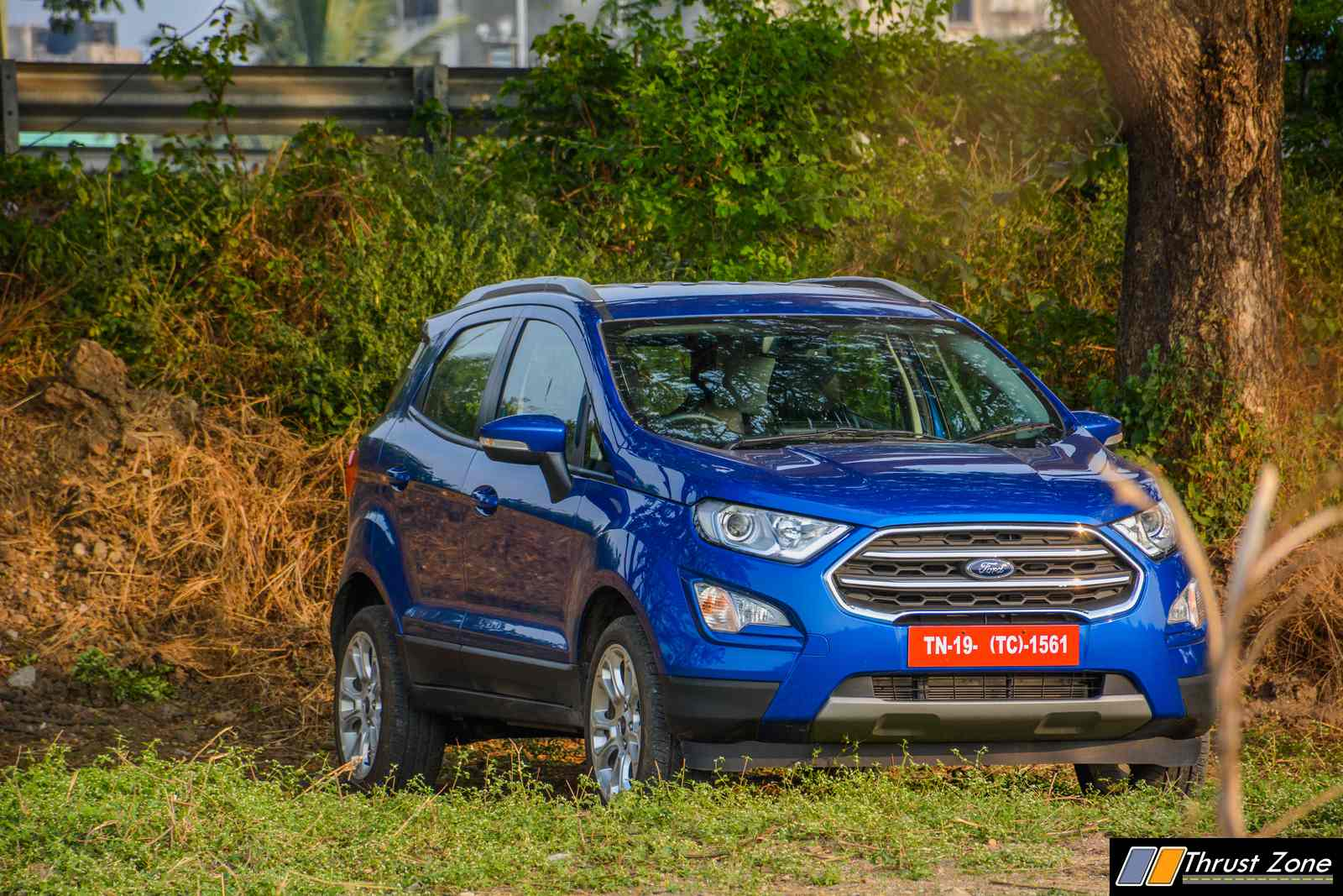 2018 ford ecosport facelift automatic review first drive. Black Bedroom Furniture Sets. Home Design Ideas