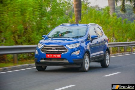 2018 Ford Ecosport Facelift Automatic Review-4