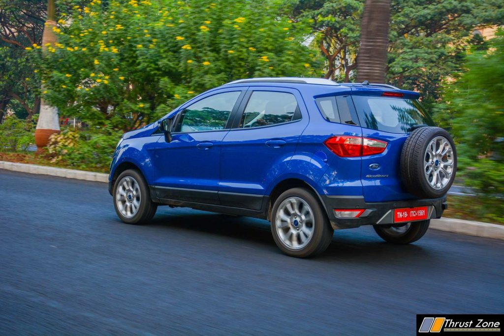 2018 Ford Ecosport Facelift Automatic Review-7