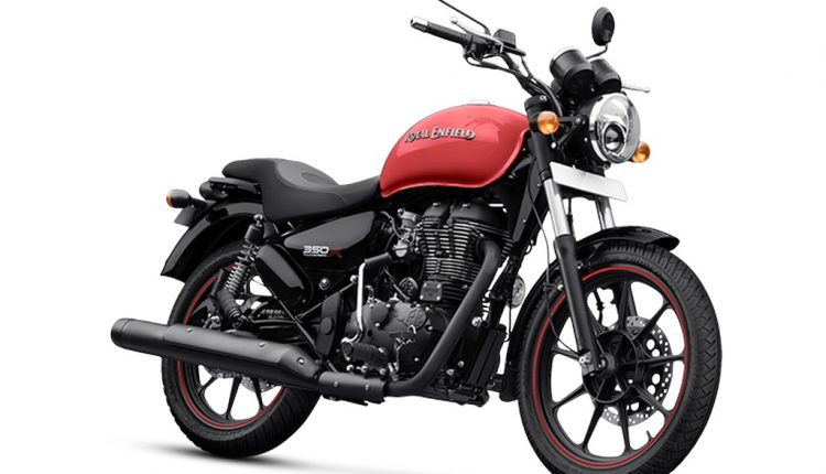 2018 Royal Enfield Thunderbird 500X and 350X (2)