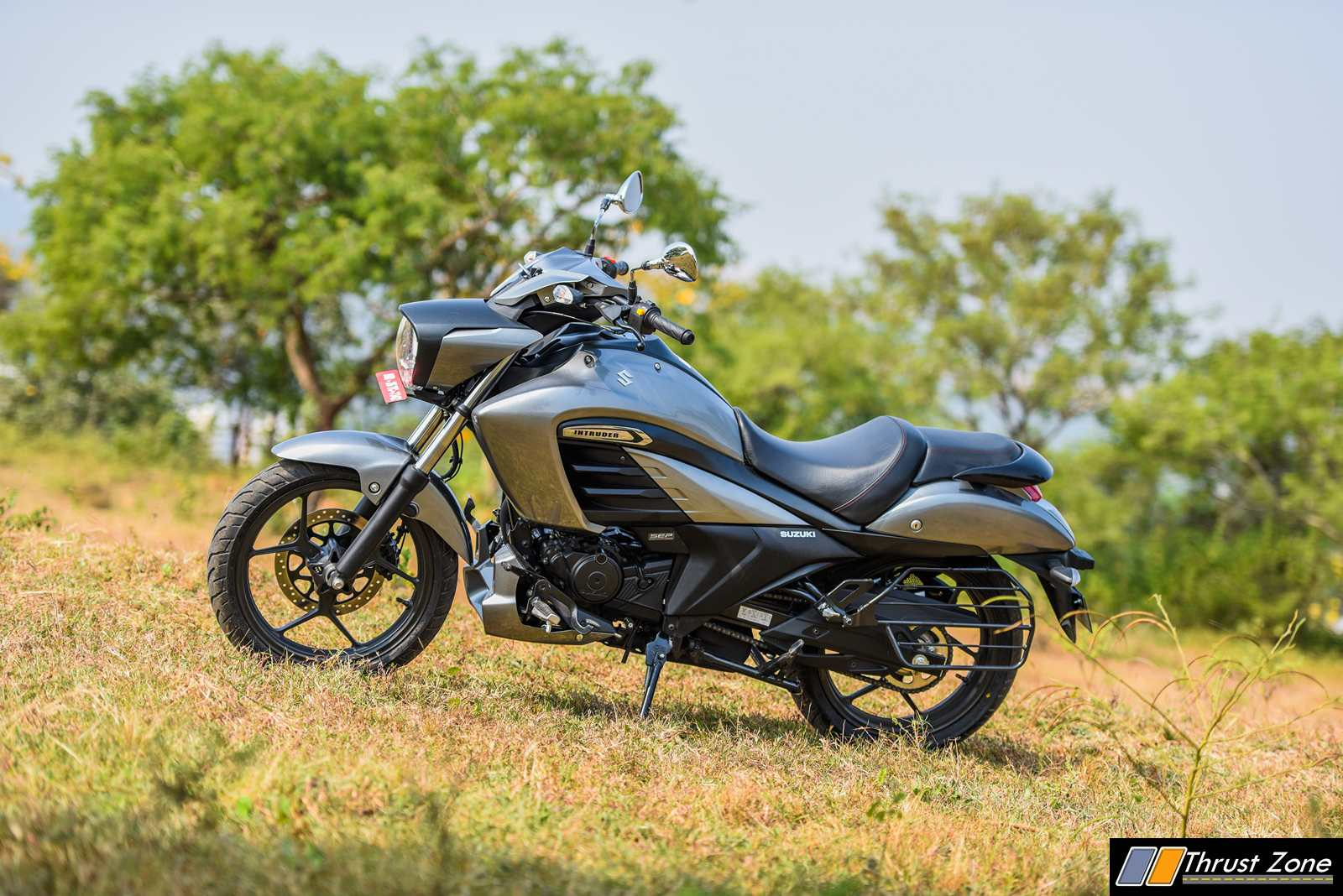 Suzuki Intruder Fi Will Come In 2018 Will Take The Price Higher