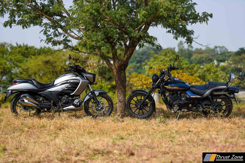 Suzuki-Intruder-150-vs-Avenger-150cc-Comparison (12)