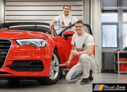 Audi Employees Help Company Save 33 Million Euros (1)