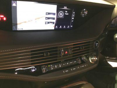 Lexus LS500 H India Launch