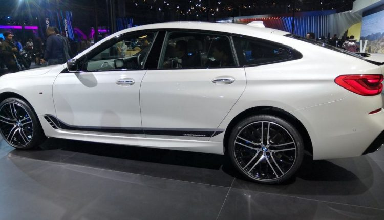 BMW 6 Series GT Launched at Auto Expo 2018