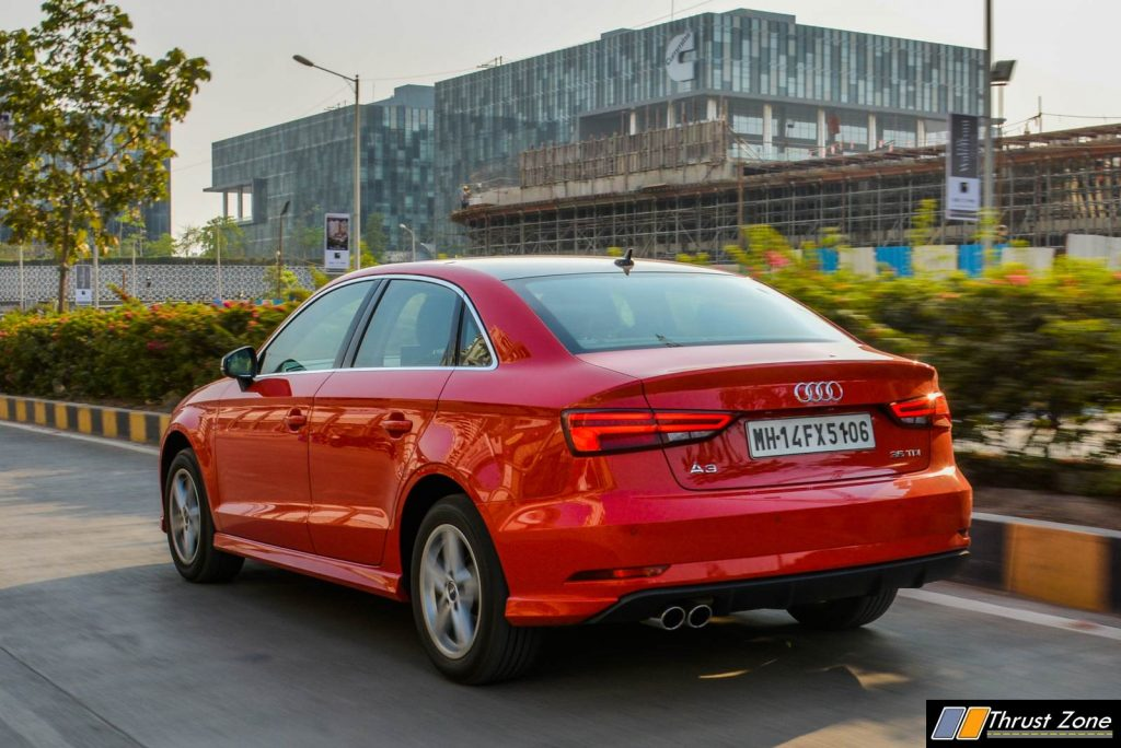 2018 Audi A3 India Facelift Review, First Drive