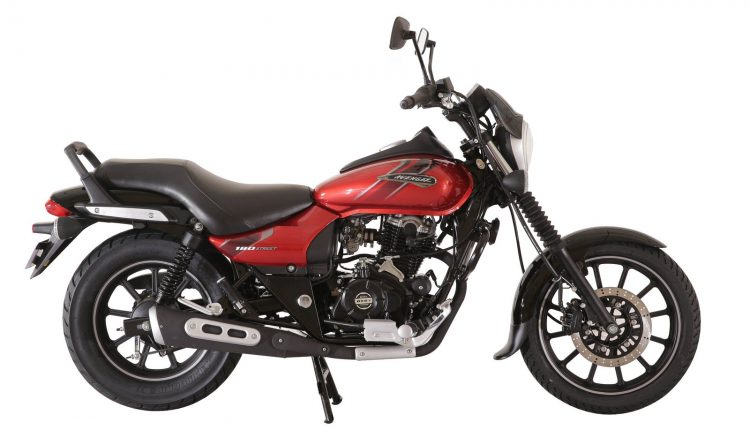 2018 Avenger 180 From Bajaj Launched (1)
