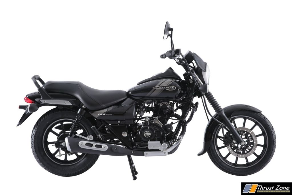2018 Avenger 180 From Bajaj Launched (2)