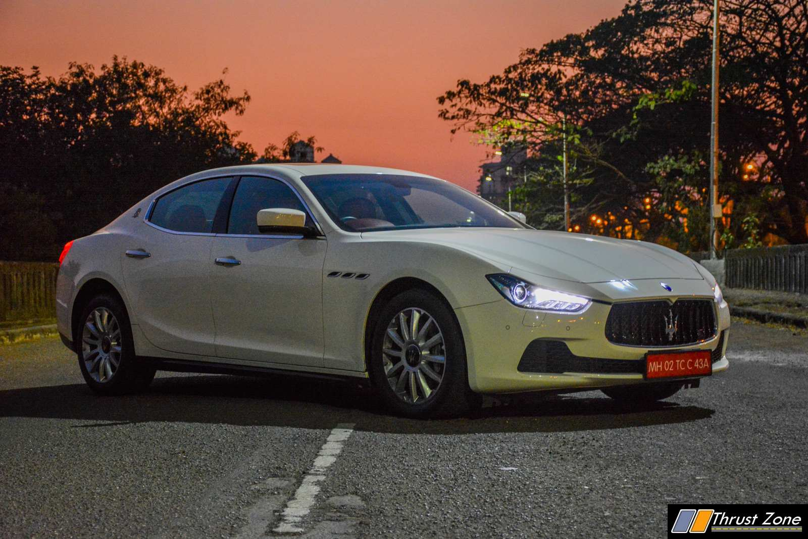 Maserati Ghibli India Review First Drive The Definitive Sports