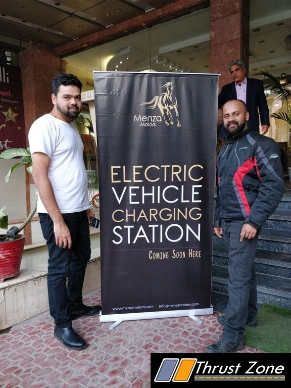 Menza Motors sets up Vehicle charging stations (1)