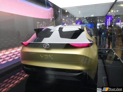 Tata X45X Revealed At Auto Expo 2018 (2)
