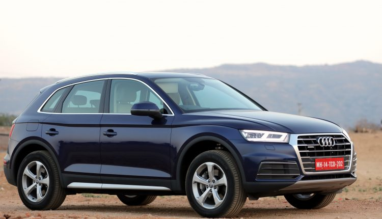 The all new Audi Q5 bookings