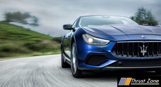 2018 Maserati Ghibli India (4)