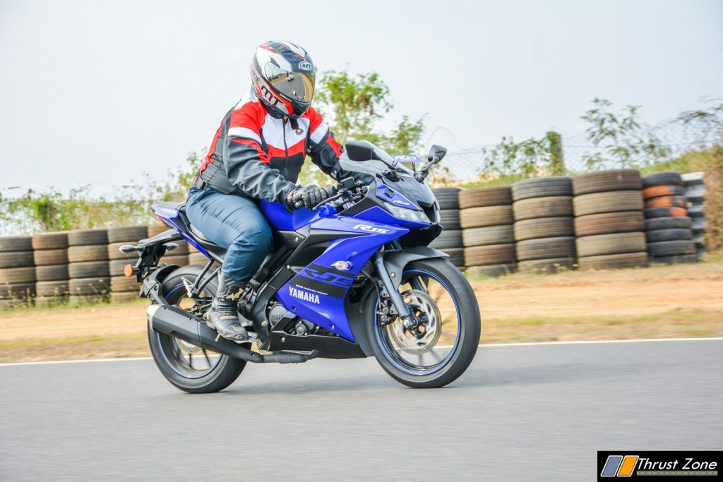 2018 Yamaha YZF R15 V3 Review-29