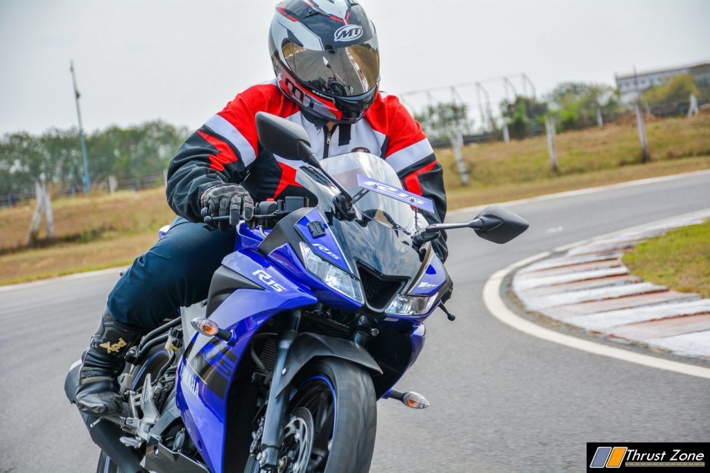 2018 Yamaha YZF R15 V3 Review-31