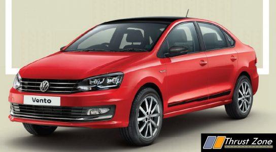 2018 VW Vento Sport