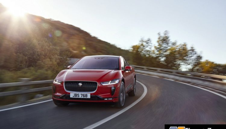 Jaguar I-Pace Revealed (1)