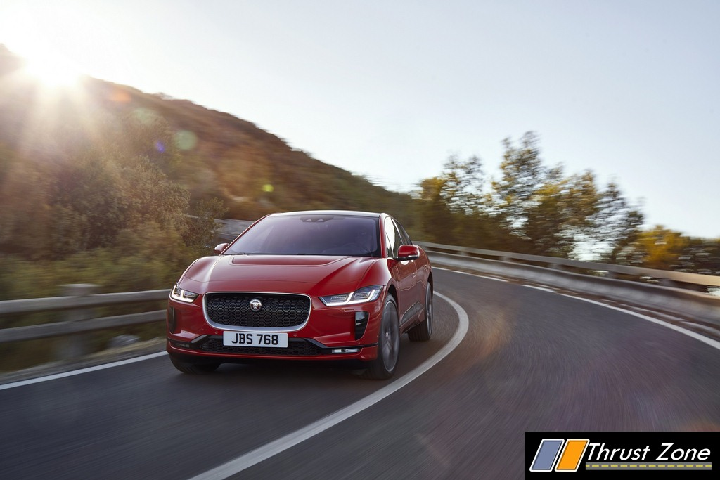 Jaguar I Pace India Launch In 2020 Along With Other Hybrid Vehicles