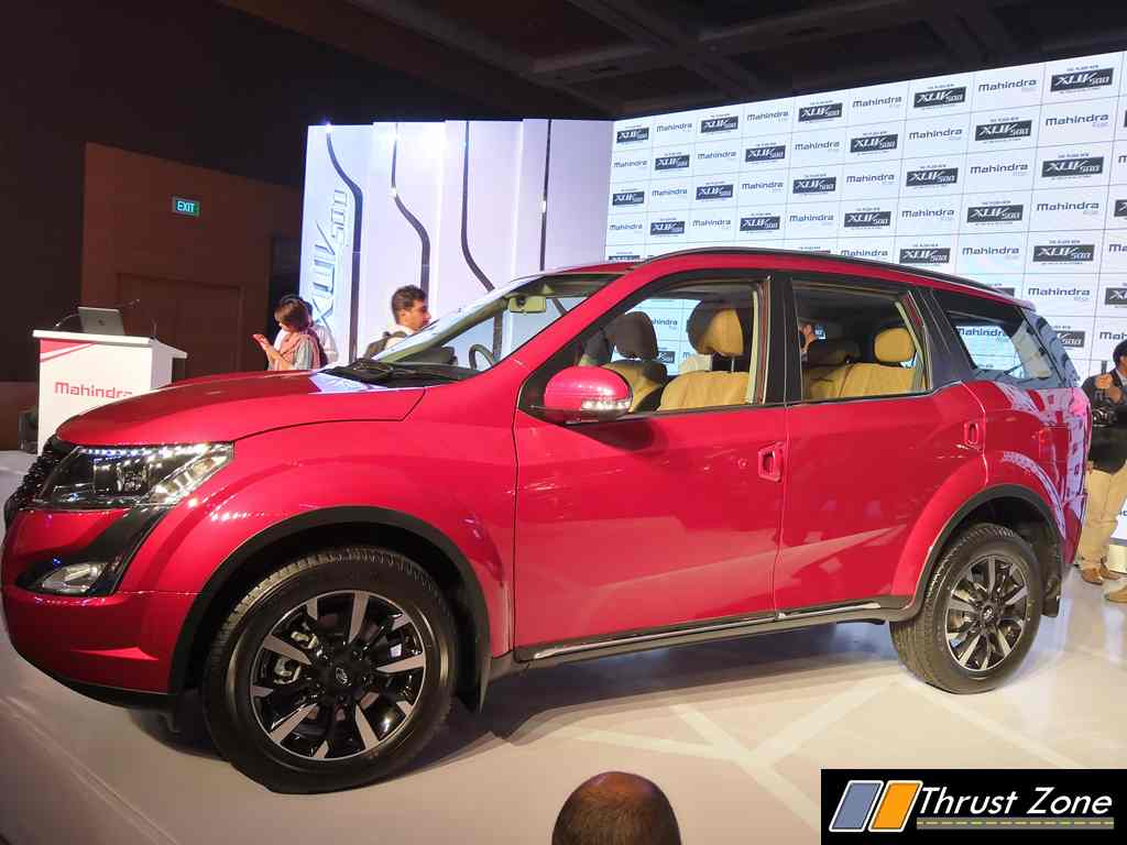 2018 Xuv 500 Facelift Launched Petrol Diesel Price Specs Images