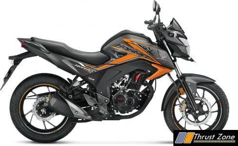 MarsOrange 2018 Honda CB Hornet 160R ABS