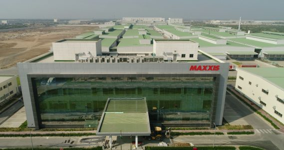 Maxxis Rubber India, a sub-company of Maxxis Group, today inaugurated its first manufacturing facility in Sanand, Gujarat