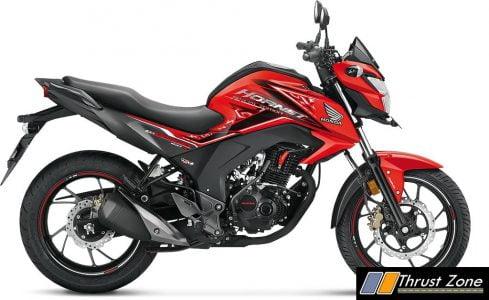 SportsRed 2018 Honda CB Hornet 160R ABS