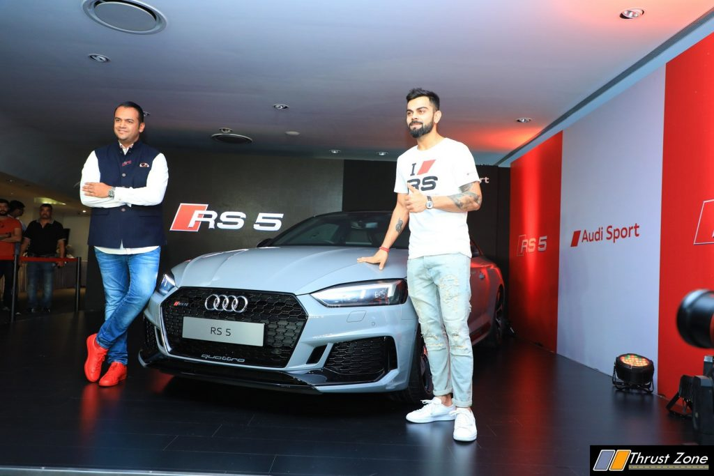 2018 Audi RS5 India Launch (2)