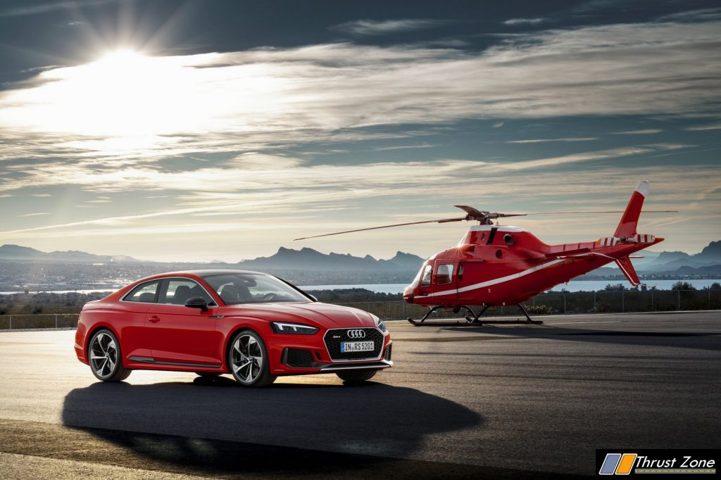 2018 Audi RS5 India Launch