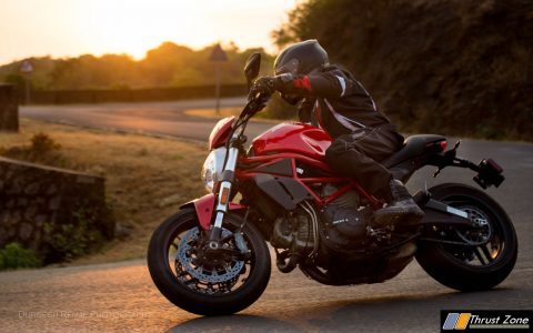 2018 Ducati Monster 797 India Review (3)