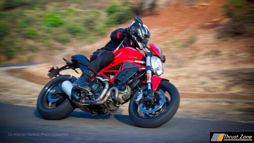 2018 Ducati Monster 797 India Review (32)