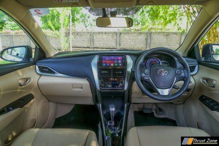 2018-Toyota-Yaris-India-Interior