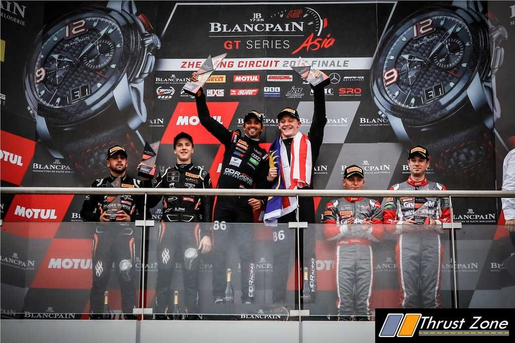 Aditya Returns to Blancpain GT Series Asia with OD Racing-1