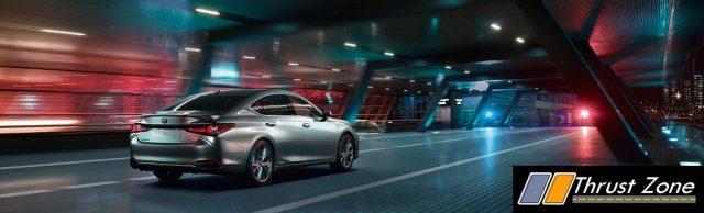 All New 2018 Lexus ES300h (1)
