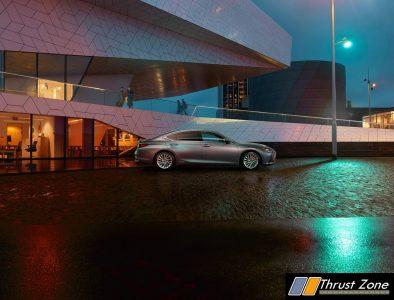 All New 2018 Lexus ES300h (2)