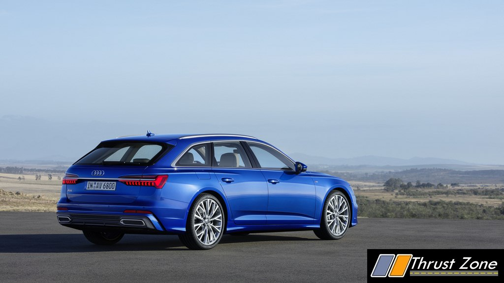2018 Audi A6 Avant Unveiled The Sophisticated Station Wagon