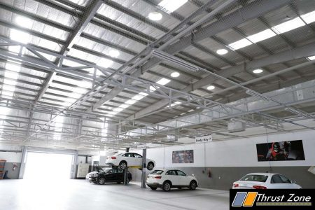 Audi inaugurates new state-of-the-art workshop facility in Surat (3)
