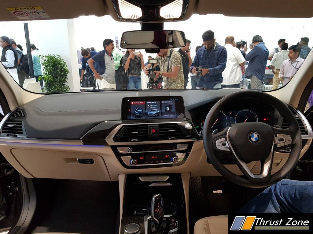 2018 Bmw X3 India All New Model Launch Price Specs Images Interior