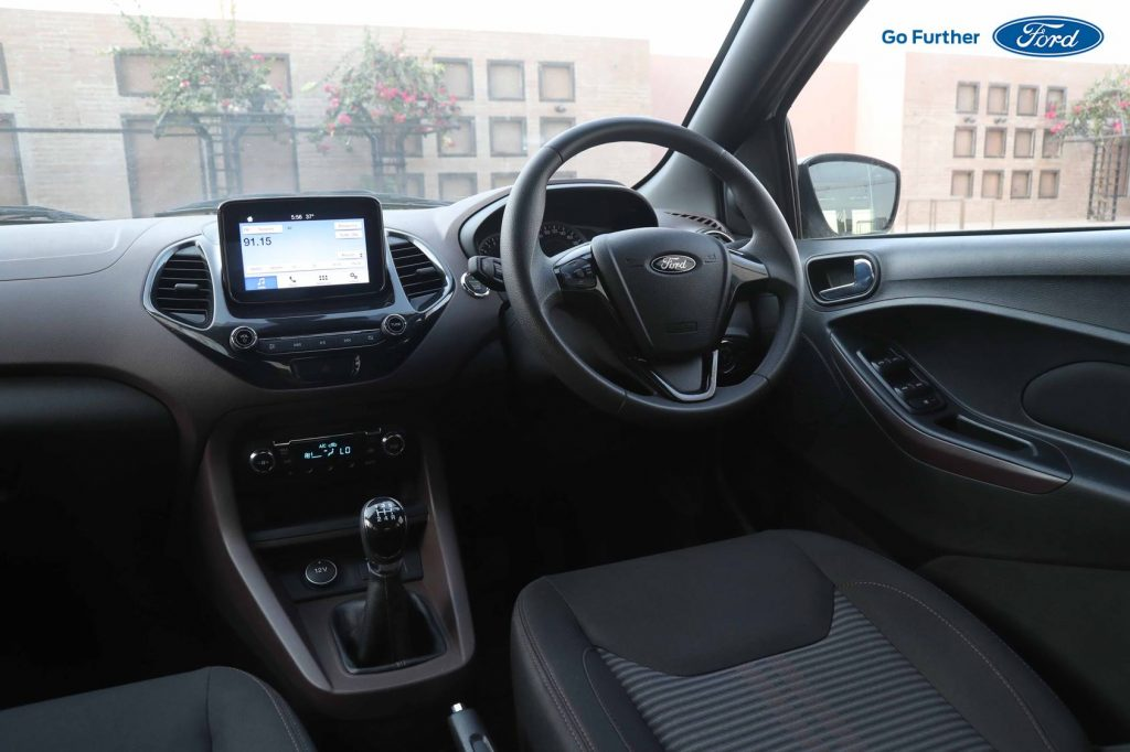 2018 Ford Freestyle Petrol Review First Drive