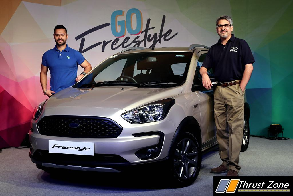 Ford Freestyle Launch Done At An Attractive Price All The Details