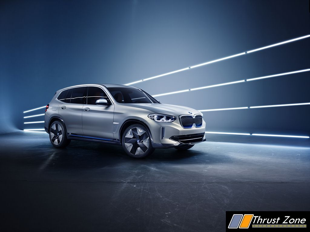 The BMW iX3 SUV Is The First Normal Looking Electric Car From The ...